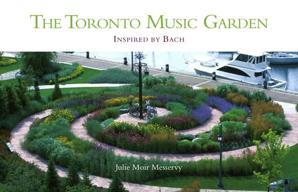 Video: The Toronto Music Garden Revisited