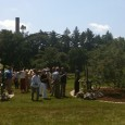 Rose Arbor Dedication at The Arnold Arboretum